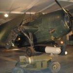 Avenger Porpedo Plane...like the one George Bush Sr. went down in.
