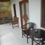 Front Veranda area No. 2 Bungalow
