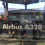 Simulacão descida A320