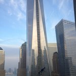 Freedom Tower: view from my room