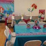 Camila's 4th Under the Sea Birthday Party