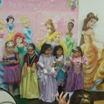 Viviana's 4th Princess Birthday Tea Party