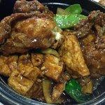 Oyster ToFu Pot (生蠔豆腐煲)