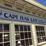 Cape Fear facade