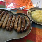 Love these bratwurst!