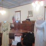 Courthouse Exhibit, Genoa, NV