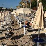 spiaggia ore 8