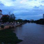 Το ποτάμι μπροστά
