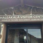 Haleakala visitor center