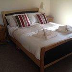 Habitacion limpia y cómoda