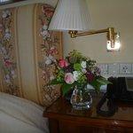 Ежедневный букет живых  цветов  в номере