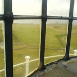 view from top of the old lighthouse