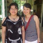 China Mom & Girl