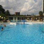 Alcune piscine esterne