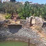 водонаборные колодцы в Вухросе