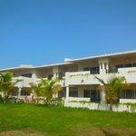 Oceanfront bungalows