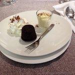 Spettacolare TORTINO dessert
