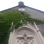 Salzburg - St. Blasius Kirche - front facade