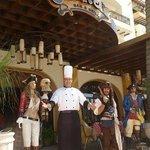 Chef Rodrigo y el jack