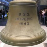 USS Intrepid Bell