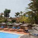hotel zona piscine