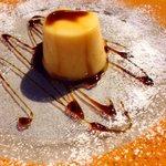 Crème caramel fatto in casa