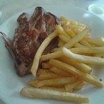 Menú del día - Chuletilla