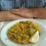 Menú del día - Paella