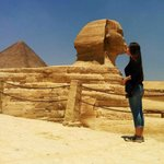 The Sphinx stole my heart!
