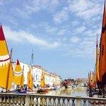 Il nostro meraviglioso e unico porto canale di Cesenatico