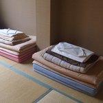 Hana hostel room