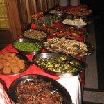 Buffet di Verdure cotte e crude