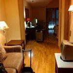 Amplia habitación con dos camas. Hab. 110