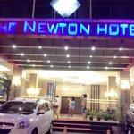 The Newton Bandung lobby