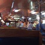 Cool nostalgic diner