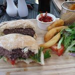 The Tastiest Burger ever!