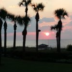 Sunrise in paradise.... Ritz Carlton, Fernandina, FL