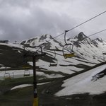 chair lift to the Baby lake