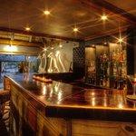 Savute Safai Lodge Bar