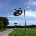 On the way to.... Granly -Egtved B&B