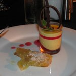 Club Palm Bay Desserts to good to spoil by eating.