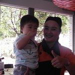 タイの人は子供好き