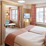 Schneeflocken-Suiten bieten Familien genügend Platz