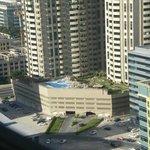 вид с 30-ого этажа