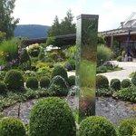 Cafe/Garten vom Weinfurtner