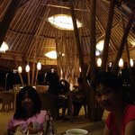 This is hai bar & grill at Hai Tide Huts. The foods are exellent