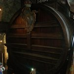 largest wine barrel in the world