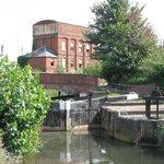 Firepool Lock at Taunton