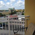 Plaza Oceanview Room - Street