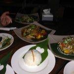 Thais diner